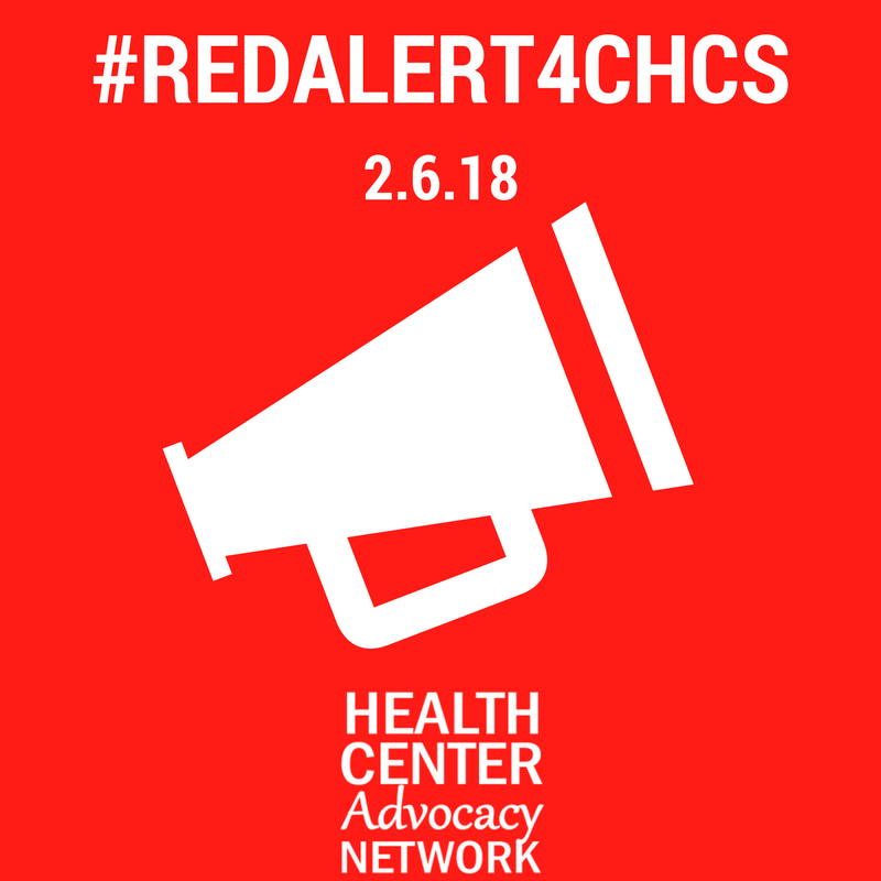 Wear Red In Support Of Community Health. February 6th Is